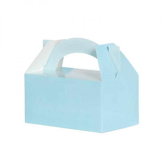 Pastel Blue Lunch Box (5 Pack)