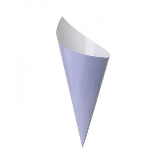 Pastel Lilac Snack Cones (Pack 10)