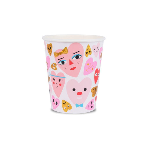 Heartbeat Gang Cups