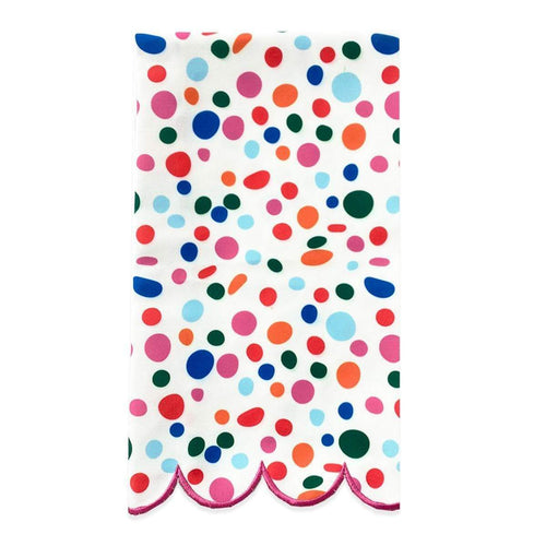 Miss Dotty Tea Towel