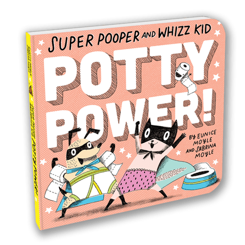 Super Pooper and Whizz Kid Potty Power