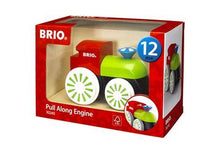 Load image into Gallery viewer, BRIO Pull Along Train