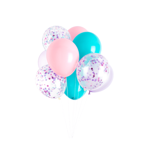 Classic Balloon Set - Unicorn