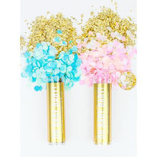 Load image into Gallery viewer, Gender Reveal Confetti Tube - It's A Girl