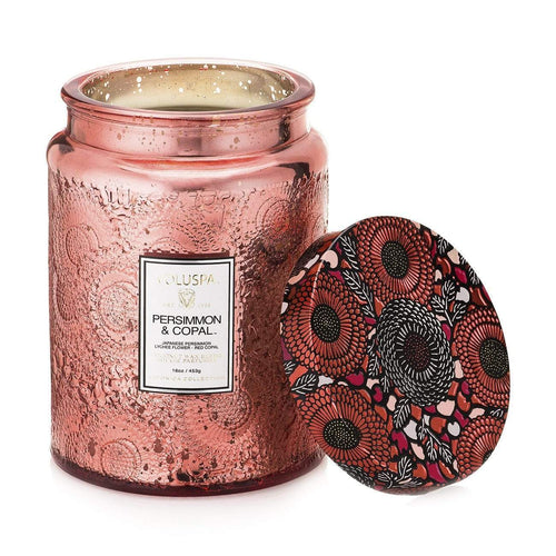 VOLUSPA PERSIMMON & COPAL 100HR CANDLE