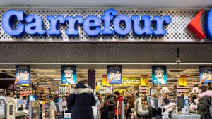 Is Carrefour's use of Blockchain technology just a marketing ploy?