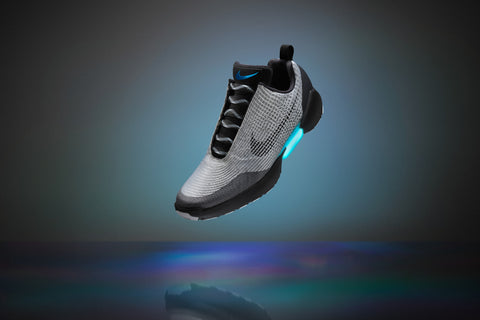 Why Nike's HyperAdapt 1.0 Shoes Are Changing The Face of Wearables and FashionTech Forever