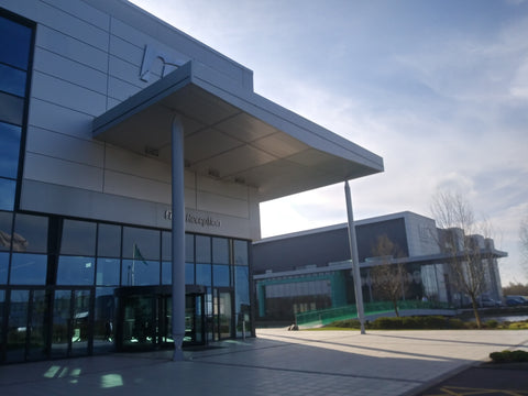 Industry 4.0 conference at the UK Manufacturing Technology Centre