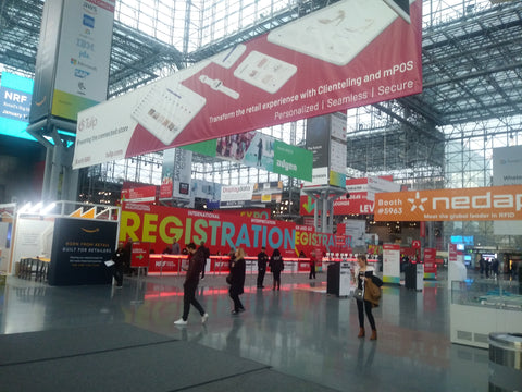 A review of NRF Big Show, New York, January 2020
