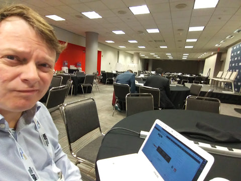 NRF2020: The calm before the storm and assorted problems... solved