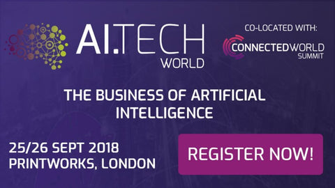 A review of Connected World Summit & AI Tech World