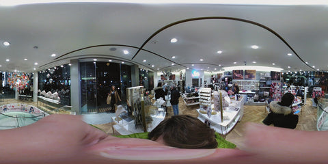 360 Interior View of Accessorize Oxford Street