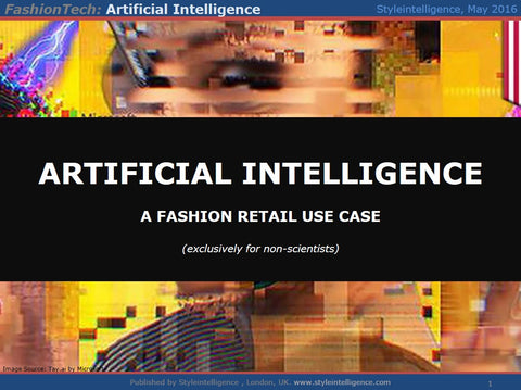 Artificial Intelligence in Fashion Retail