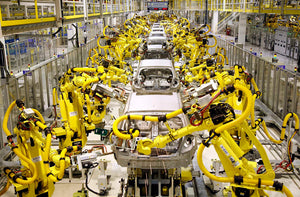 How will Trump's tax on non-US manufactured goods hit robots?