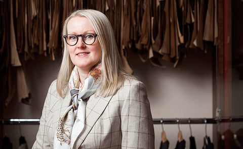 Kathryn Sargent - Savile Row's First Female Tailor