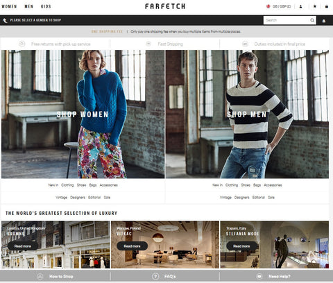 New CMO at Farfetch: Third CMO since 2013!
