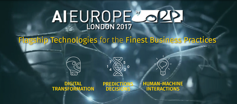 A Review of AI Europe Conference, London Nov 21-22, 2017