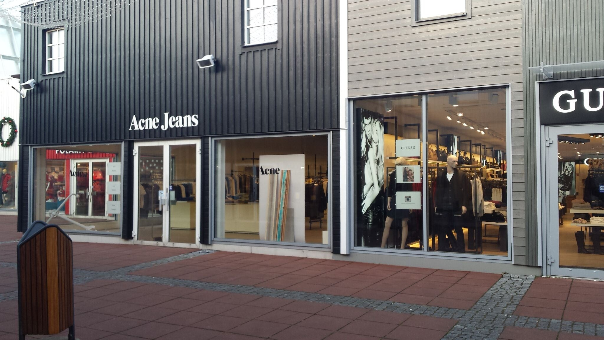 outlet store kungsbacka