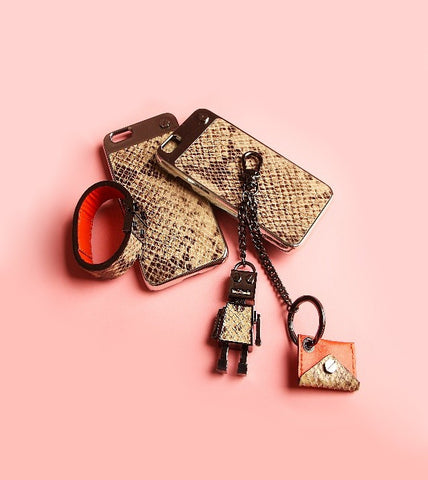 Topshop x bPAY accessories collaboration with Barclaycard