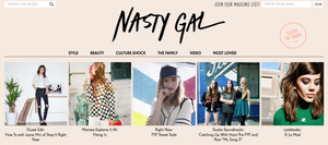 Boohoo plc aims from the hip with $20m bid for NastyGal crown jewels