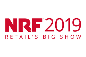 NRF 2019 (National Retail Federation), New York Jan 13-15