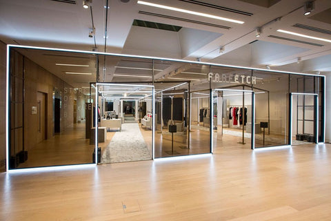 Farfetch's Store of the Future... is it already old?