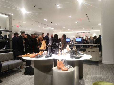 Nordstrom Talking Shop Event