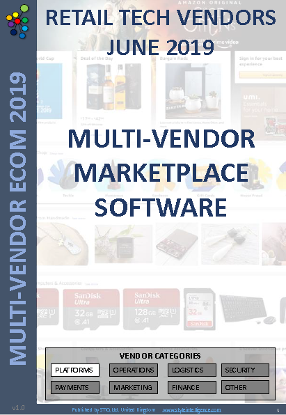 Market Report: Multi-Vendor Marketplace Software Vendors