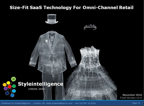Market Report: Size-Fit SaaS Fashion Technology, Nov 2016 - Styleintelligence - Report