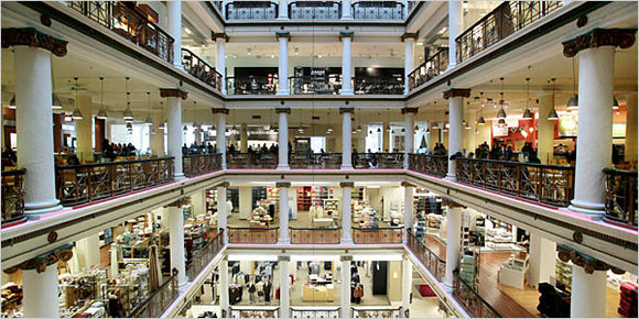 Market Report: UK Department Stores, Dec 2015 - Styleintelligence - Report