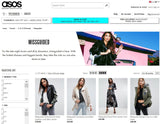 Missguided.com: Unicorn Diagnostics, Jan 2017 - Styleintelligence - Report