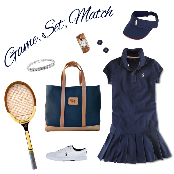 Game, Set, Match, Tennis Tote