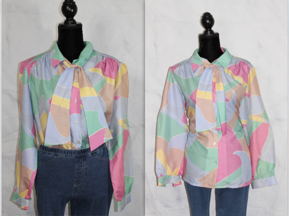 Bradley Multi Color Blouse (20)