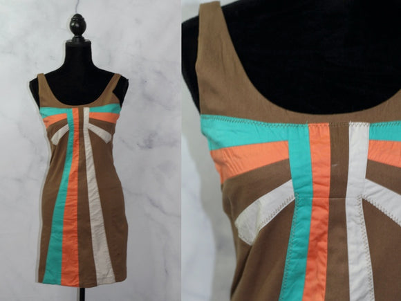 Judith March Multi Color Dress (S)