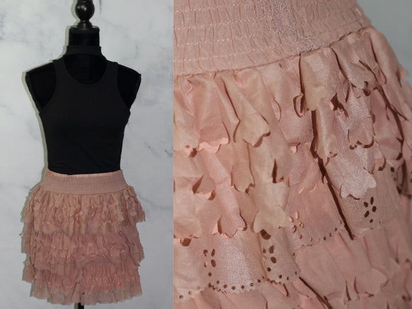 Julia Pink Skirt (L-XL)