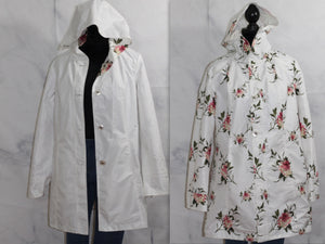 Susan Graver Reversible Raincoat (S)