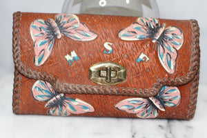 Leather Handcrafted Coin Purse