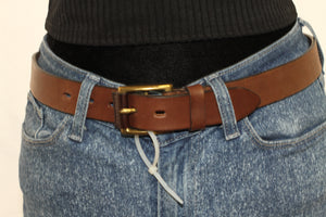 Old College Genuine Leather Belt (32)
