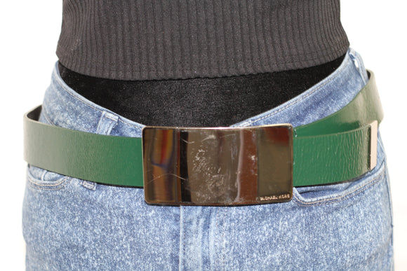 Micheal Kors Leather Belt