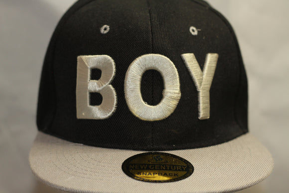Boy Adjustable Hat