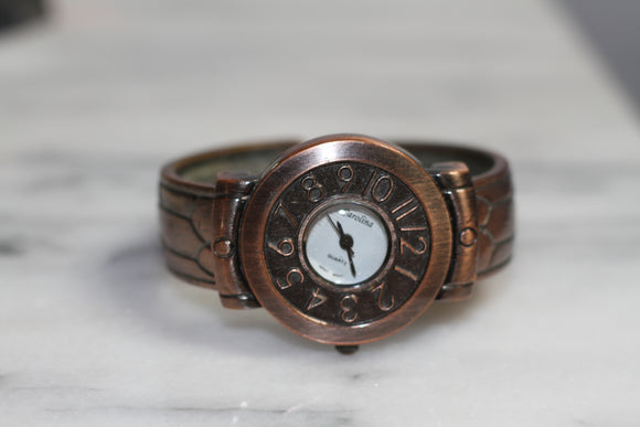 Brass - Bronze  Watch