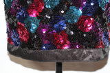 Multi Color Sequin Skirt (M)