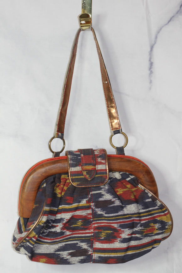 Tribal Cotton Handbag