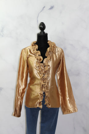 Toffee Apple Gold Top (6)