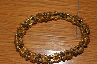 Multi Color Gold Bracelet