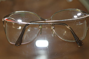 1970's Swank Opticals Rx-able; Ready for Your Lenses
