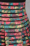 Floral Flare Skirt (m)