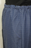 Handmade Polka Dot Blue & White Pants Bottoms (8)