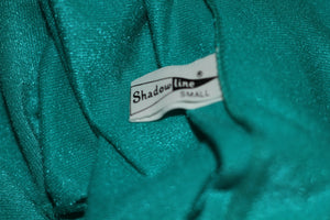 Shadow Line Turquoise Lingerie (S)