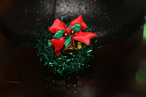 Light-able Christmas Reef Brooch